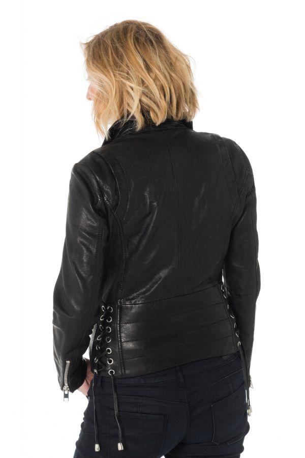 Damen Jacke Gipsy TUVA SF LVW BLACK