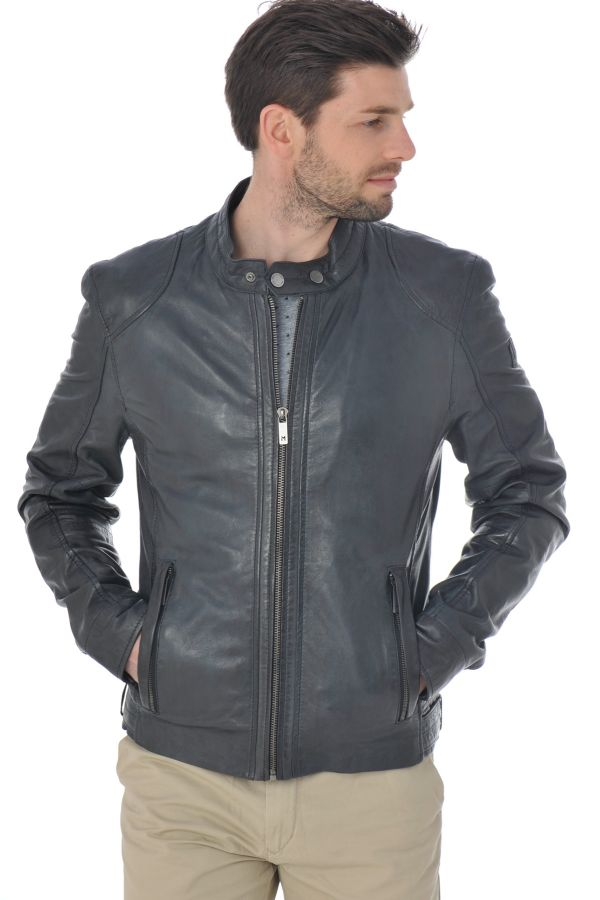 Blouson Homme Gipsy LANCE LACALV NAVY