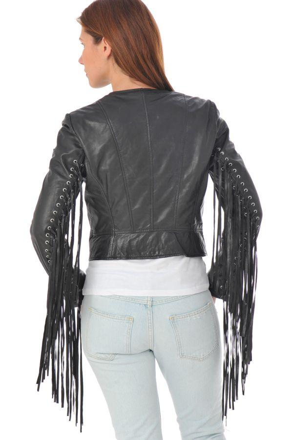 Blouson Femme Gipsy CLOE LRV BLACK