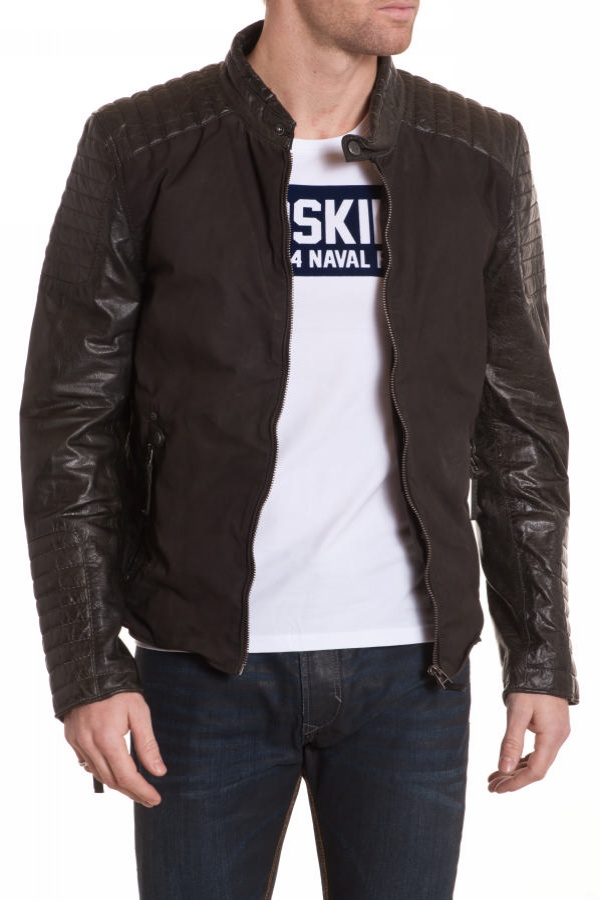 Blouson Homme Gipsy CHAN S14 SF ANTRACITE