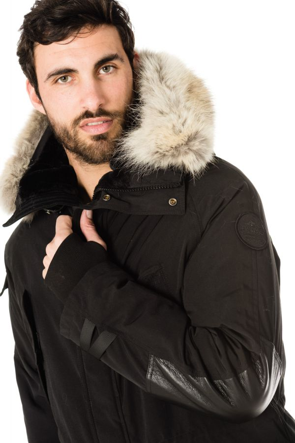 Veste Homme Helvetica SUPER EXPEDITION URBAN EDITION NOIR