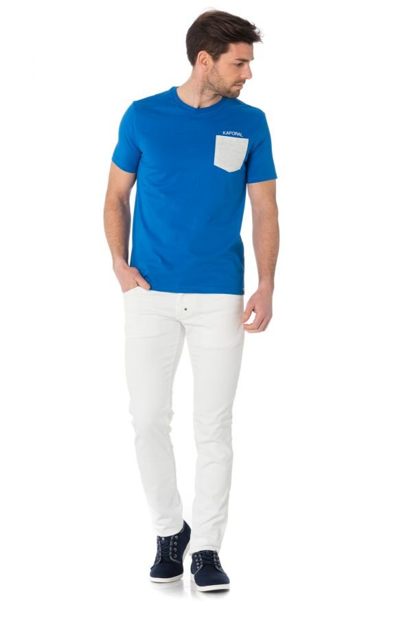Tee Shirt Homme Kaporal HAYGO ELECTRIC
