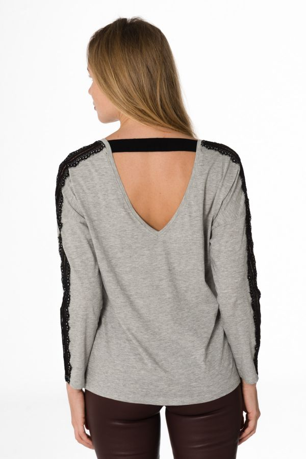Pull/sweatshirt Femme Kaporal BURO MEDIUM GREY MEL