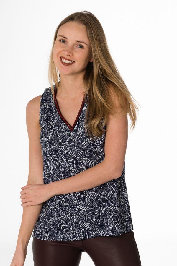 Tee Shirt Femme Kaporal BURKE OUTMER