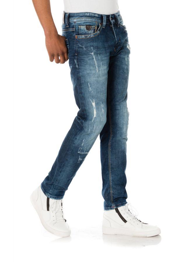 Pantalon Homme Kaporal BROZ ZIGZAG DESTROY H17
