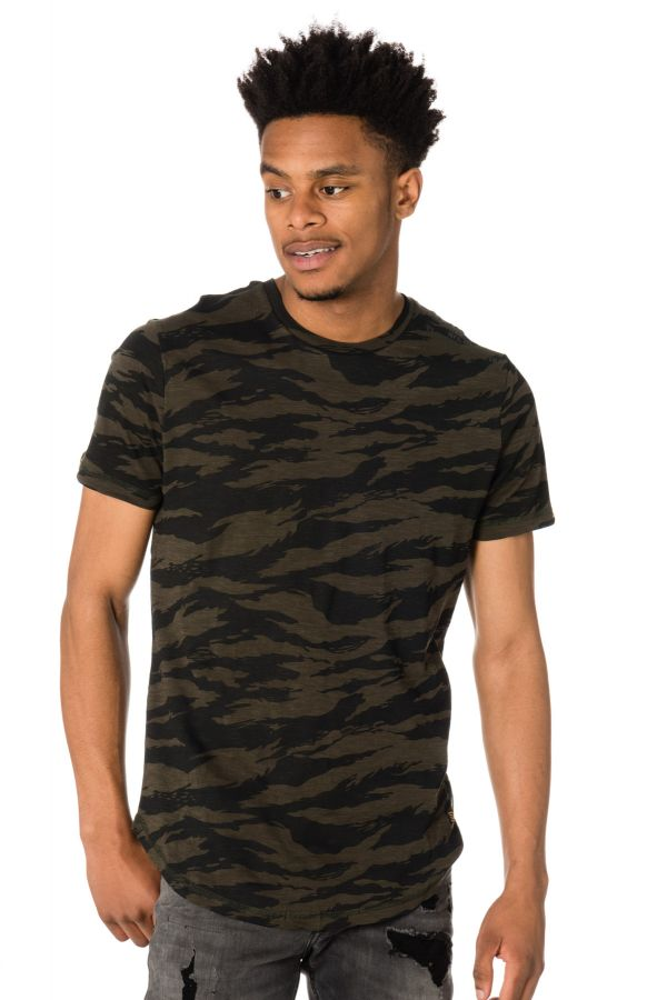 Tee Shirt Homme Kaporal MAGMA ARMY H17