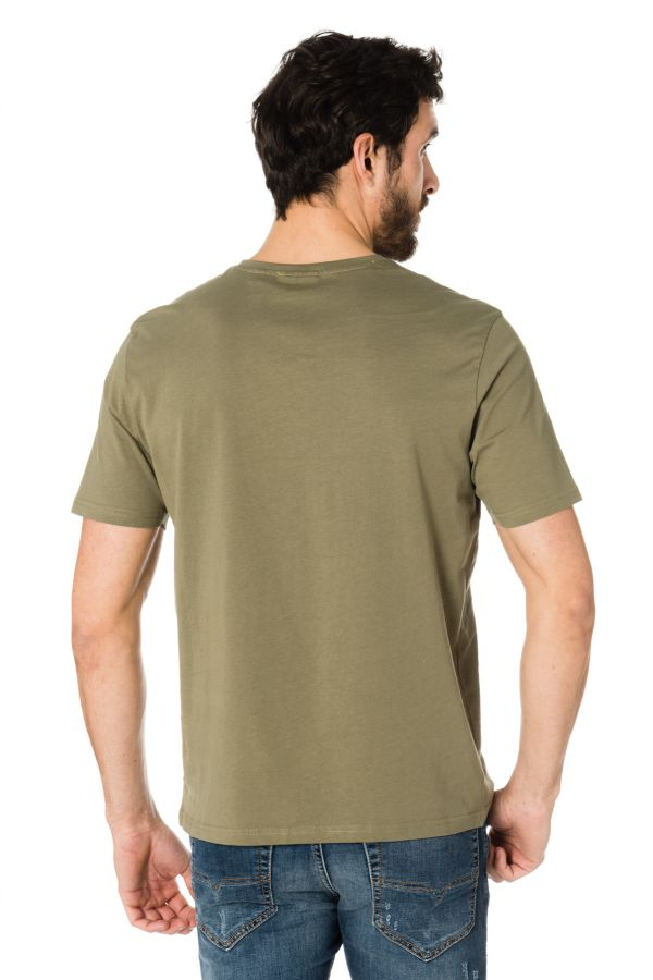 Tee Shirt Homme Kaporal MAKAO ARMY H17