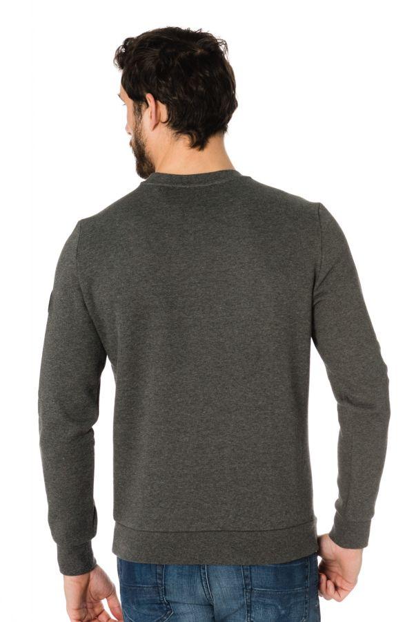 Pull/Sweatshirt Homme Kaporal TEKS DARK GREY MELANGED H17