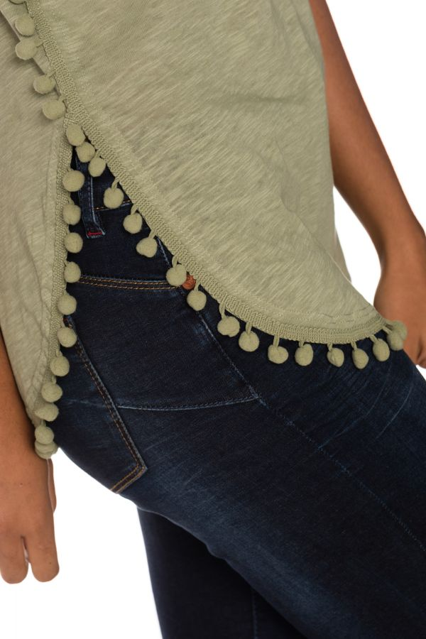 Tee Shirt Femme Kaporal LANA OASIS