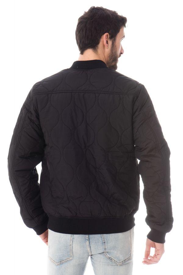 Blouson Homme Kaporal ZILEN  BLACK H15