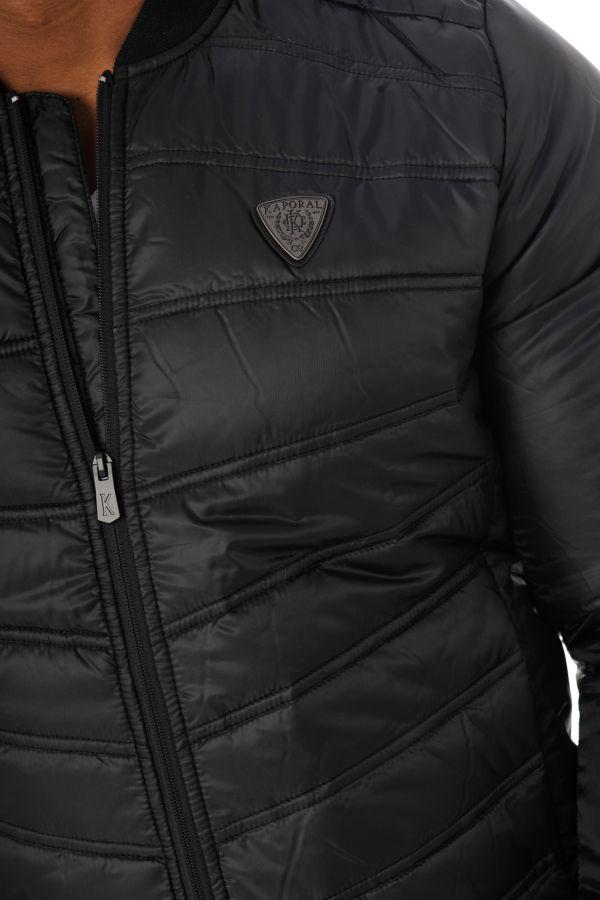 Blouson Homme Kaporal NAZA BLACK H16