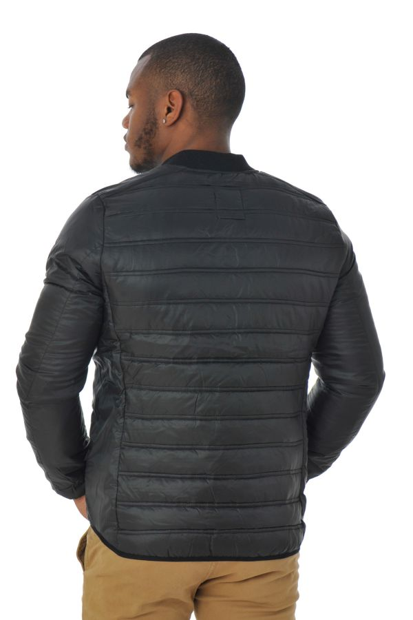 Naza Black Homme Kaporal Blouson Cuir H16 wE0HBY0qx