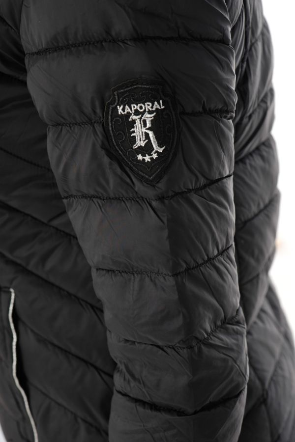 Blouson Femme Kaporal COZY BLACK H16