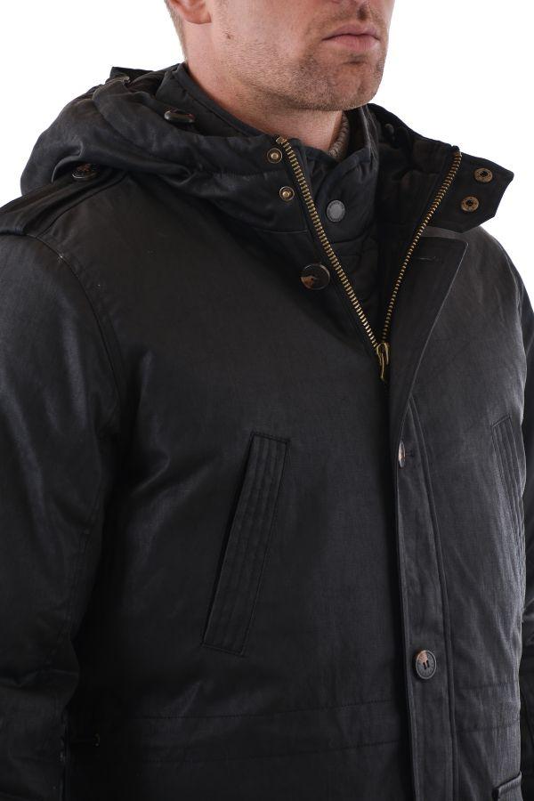 Blouson Homme Kaporal FORK BLACK H15