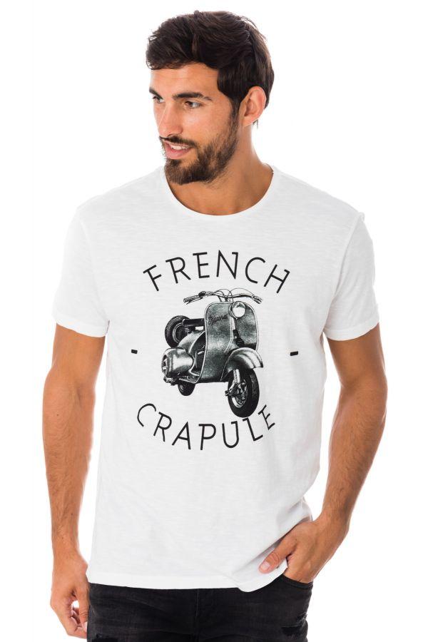 Tee Shirt Homme Kaporal DAVID WHITE