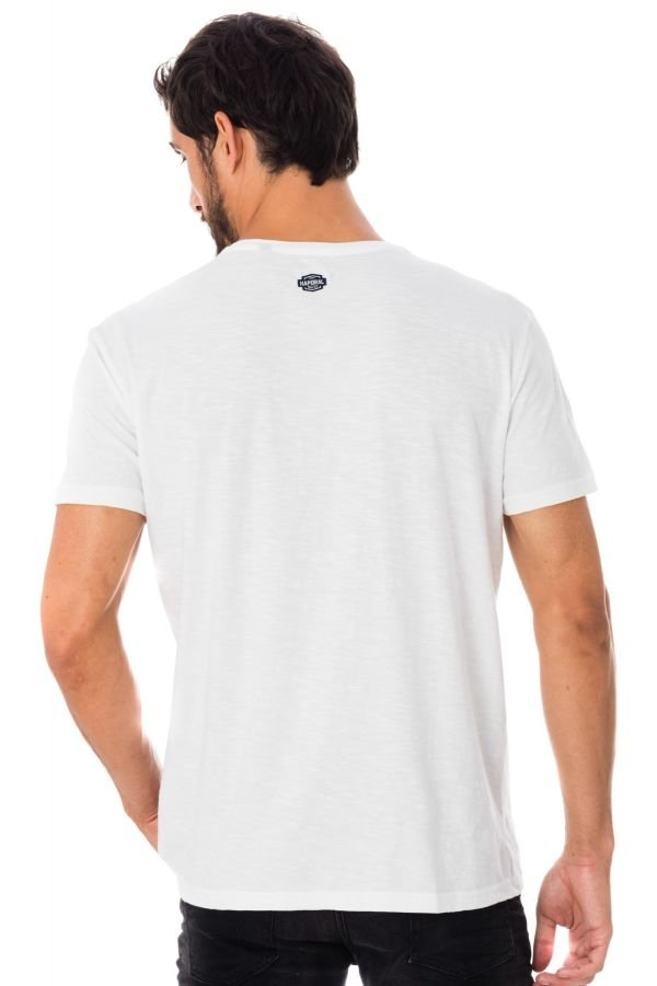 Tee Shirt Homme Kaporal DAVID WHITE