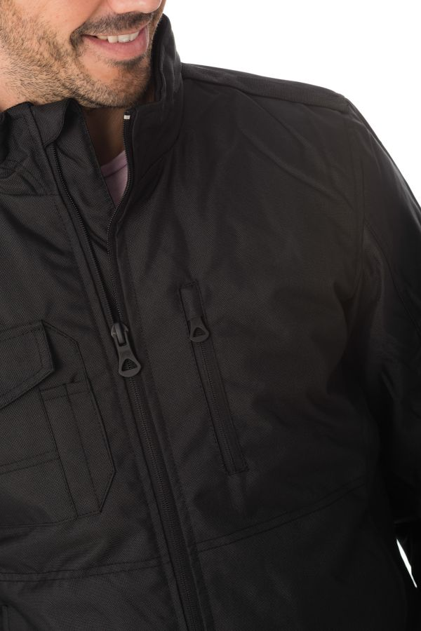 Blouson Homme Kaporal NARO BLACK H16