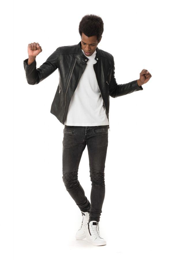 Blouson Homme LADC JASON BLACK