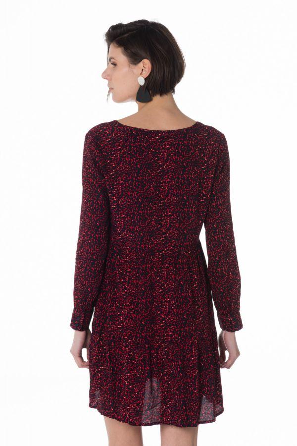 Jupe/robe Femme La Petite étoile AUBELINE LEOPARD