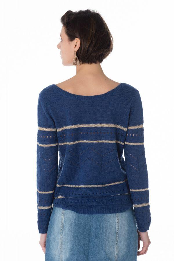 Pull/Sweatshirt Femme La petite étoile SELENA INDIGO