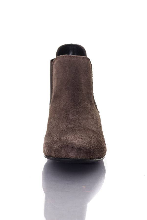 Boots / bottes Femme Les Tropeziennes par M Belarbi PARADIZO TAUPE