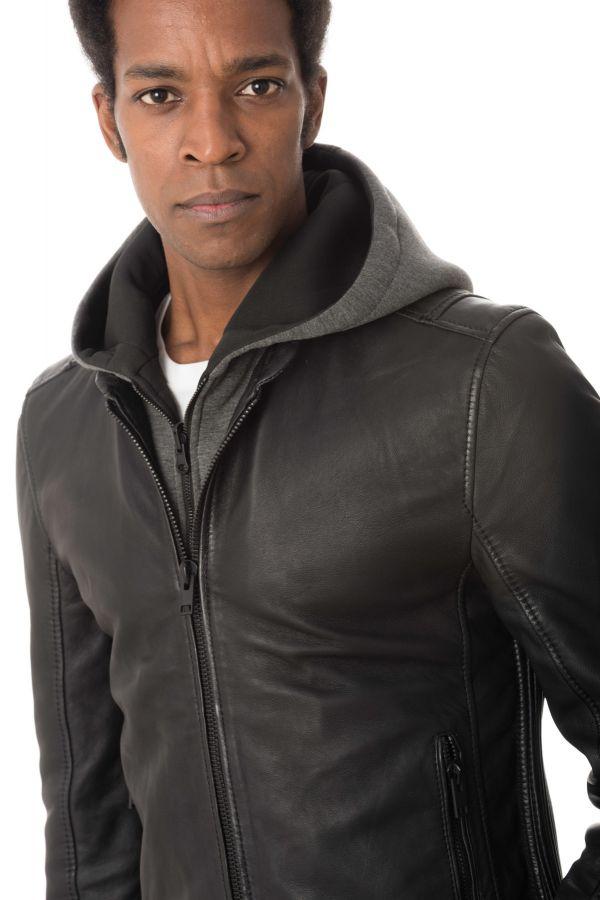 Blouson Homme Mauritius HADRIEL SF LARO BLACK