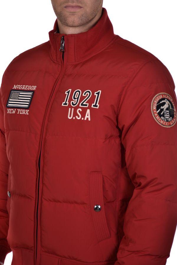 Blouson Homme Mc Gregor RYDER MCBRODY 884 RED