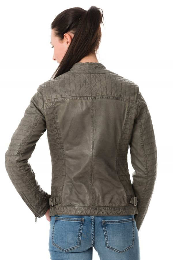 Blouson Femme Oakwood HALL NEW GRIS 527