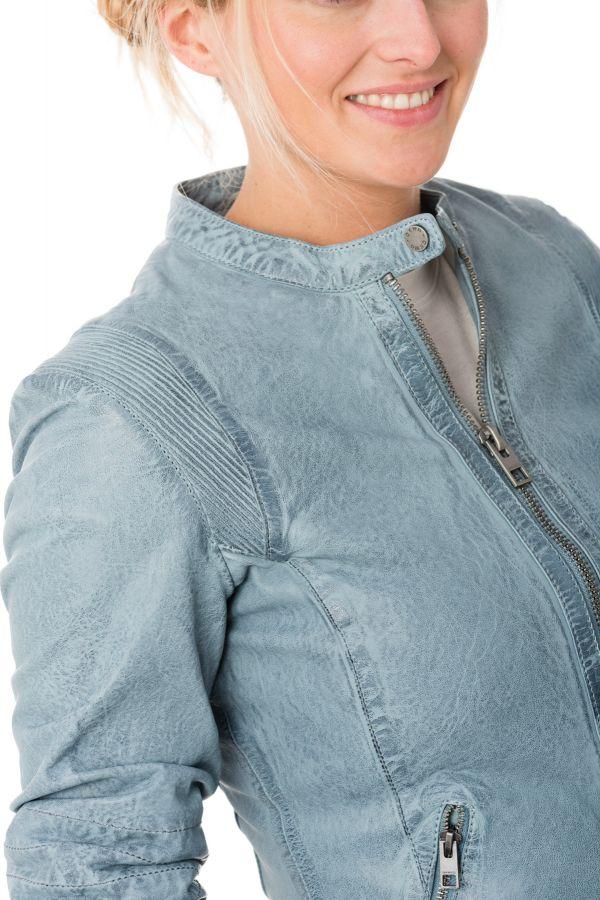 Blouson Femme Oakwood RIDER BLEU CIEL 537