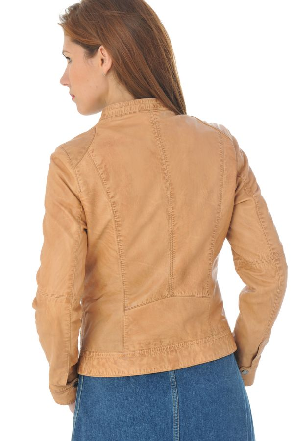 Blouson Femme Oakwood CALLAS NEW ORANGE CLAIR 550