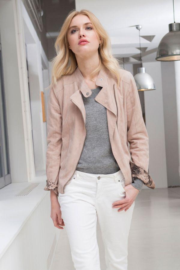 Blouson Femme Oakwood COOL ROSE CLAIR 546