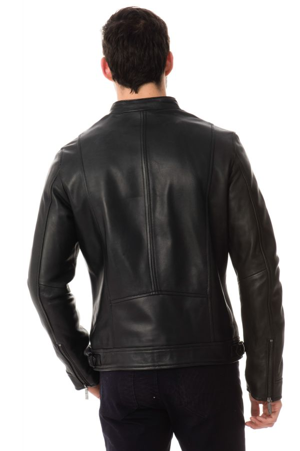 Blouson Homme Oakwood NEWTON BLACK 501