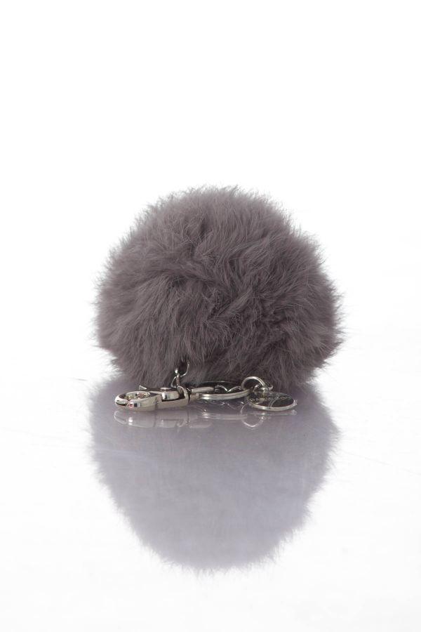 Porte clef Femme Oakwood XENA GRIS 527