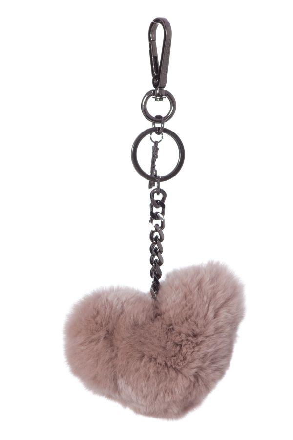 Porte clef Femme Oakwood CHARM TAUPE 525