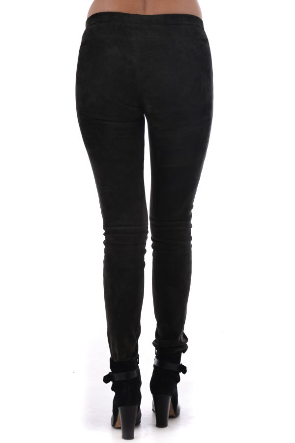 Pantalon Femme Oakwood ASTEROID 3 SUEDE ANTHRACITE 530