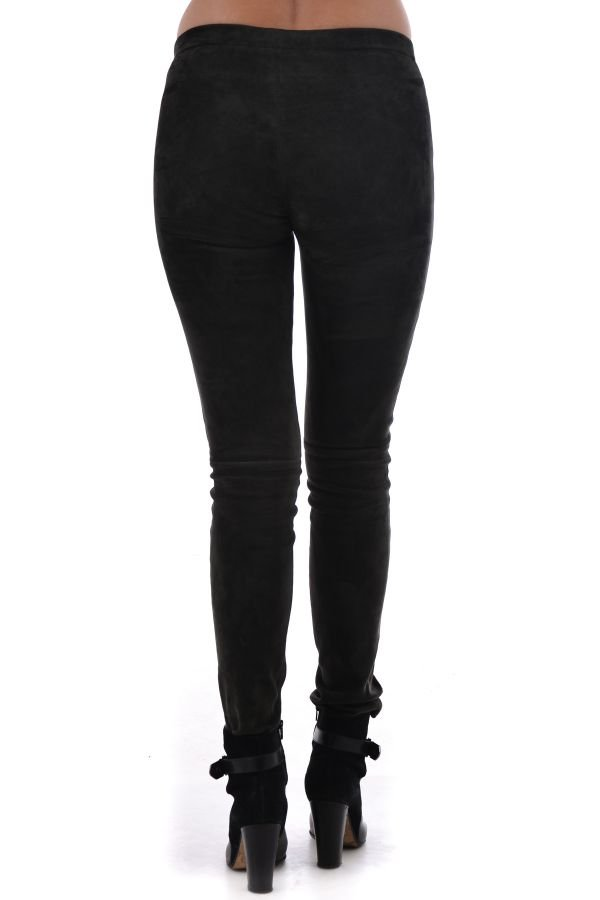 Damen Hose Oakwood ASTEROID 3 SUEDE ANTHRACITE 530