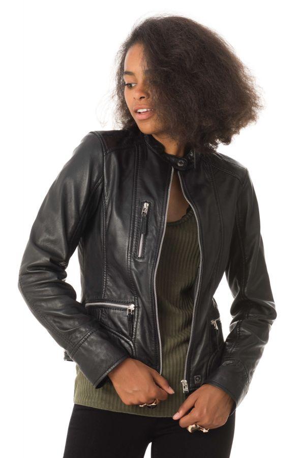 Blouson Femme Oakwood EACH NOIR 501