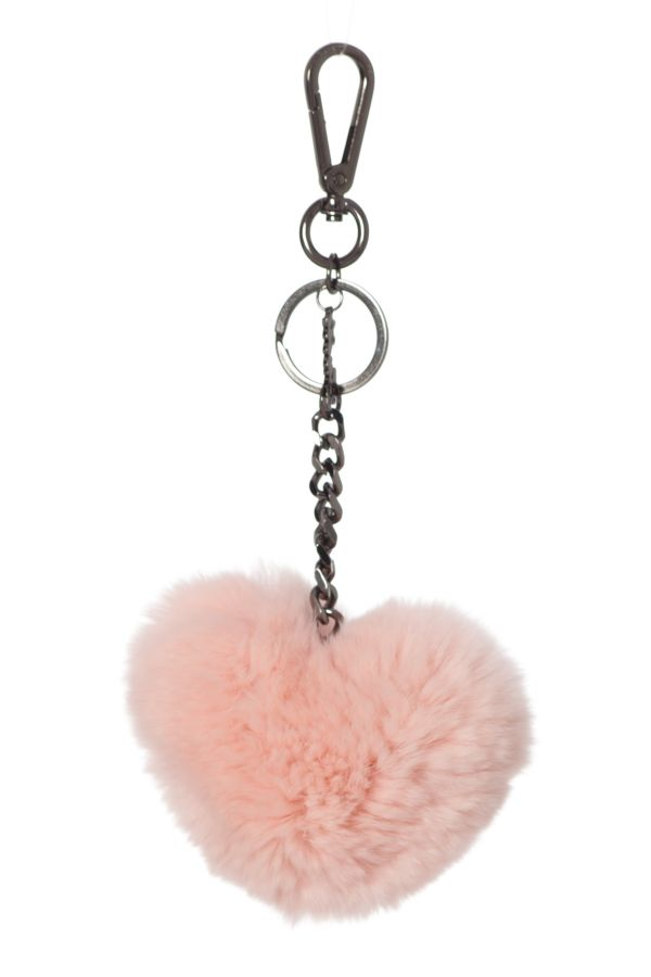 Porte clef Femme Oakwood CHARM ROSE CLAIR 546