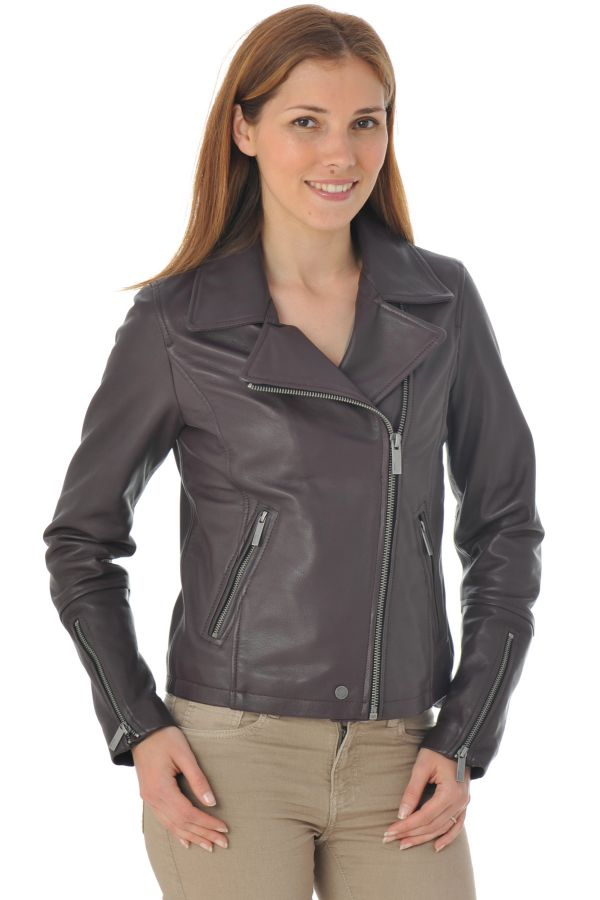 Blouson Femme Oakwood JULY BORDEAUX 540