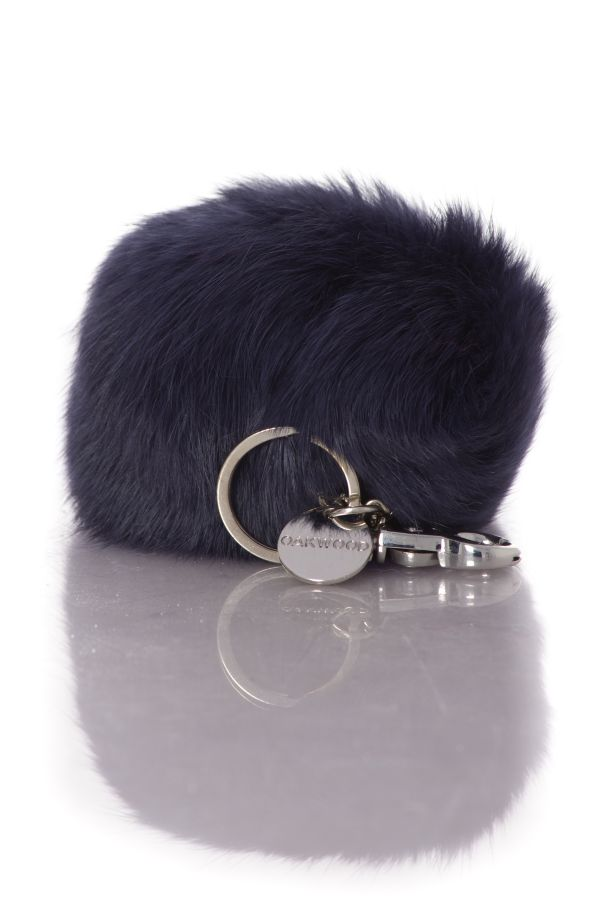 Porte clef Femme Oakwood XENA BLEU FONCE 533
