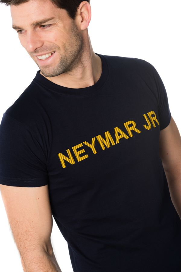 Tee Shirt Homme Paris Saint Germain T-SHIRT D NAHIL BLEU NEYMAR