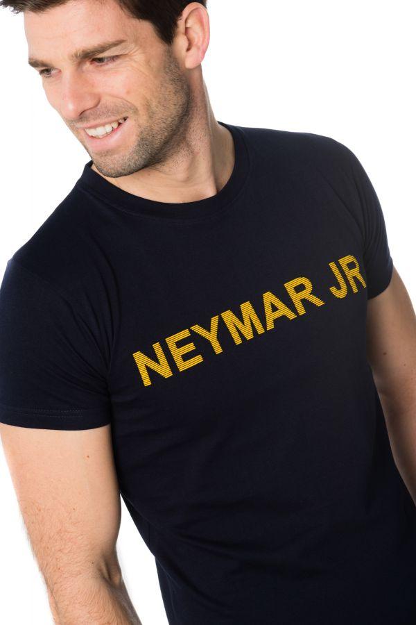 Tee Shirt Homme Paris Saint Germain T-SHIRT D NAHIL BLEU NEYMAR