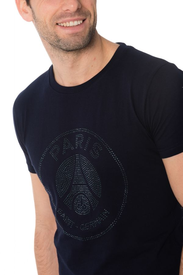 Tee Shirt Homme Paris Saint Germain T-SHIRT D YOHAN BLEU PSG