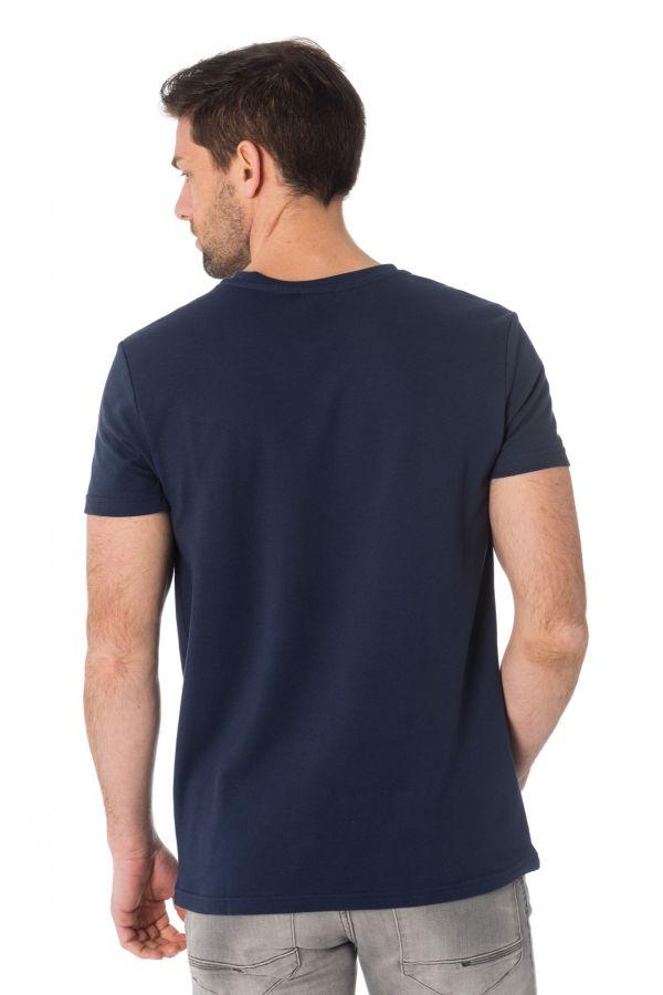 Tee Shirt Homme Redskins CHERRY NAVY BLUE