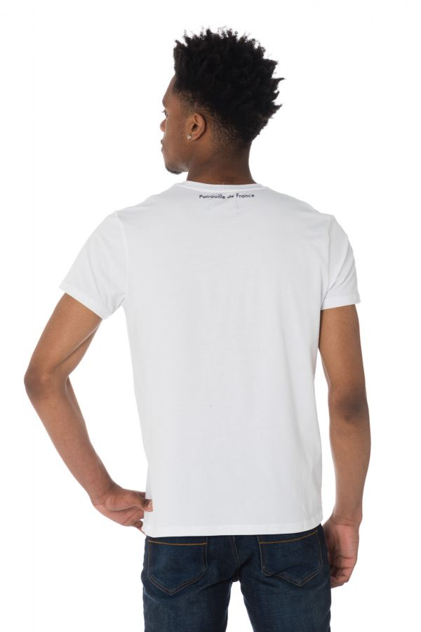 Tee Shirt Homme Redskins RESCUE CALDER WHITE