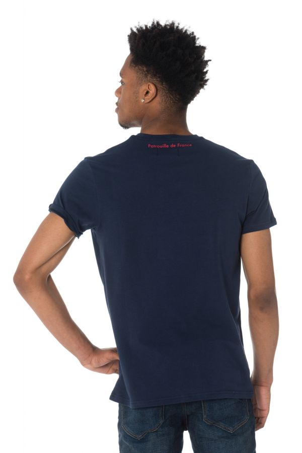 Tee Shirt Homme Redskins RESCUE CALDER DARK NAVY