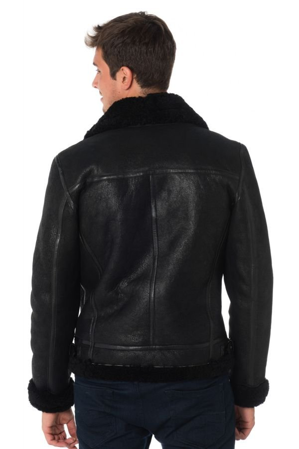 Blouson Homme Redskins REAGAN QUEENSTOWN BLACK/BLACK
