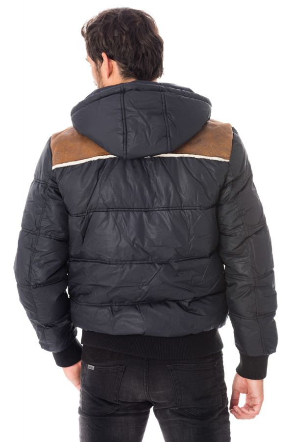 Blouson Homme Redskins WILLY GOLT BLACK H15
