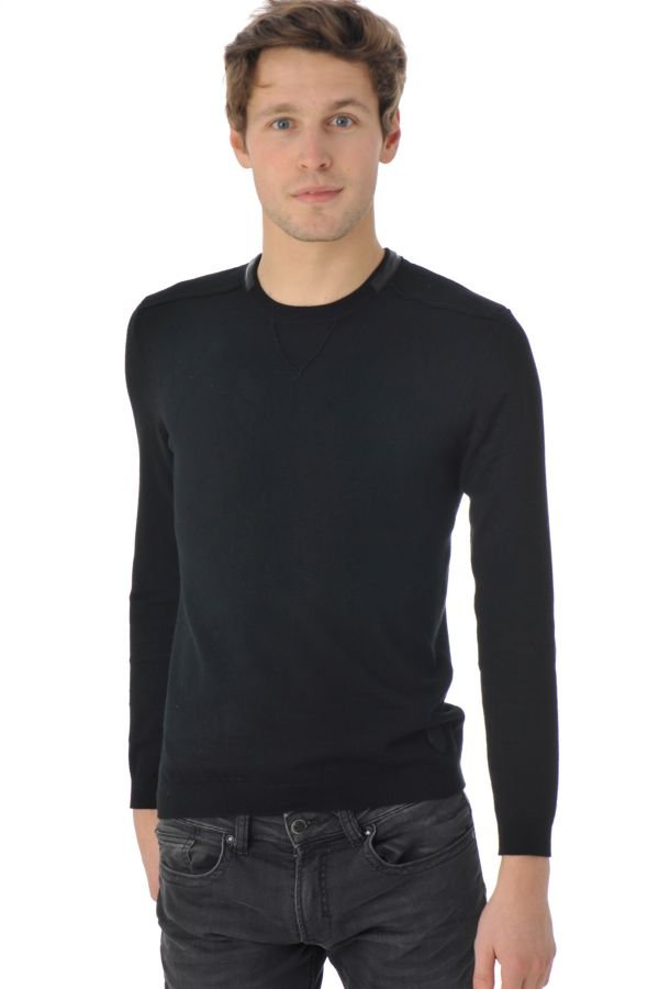 Pull/Sweatshirt Homme Redskins POWELL ELVIS BLACK P16