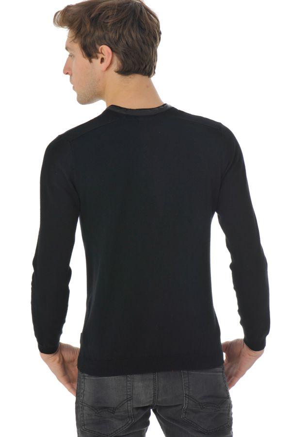 Pull/sweatshirt Homme Redskins POWELL ELVIS BLACK